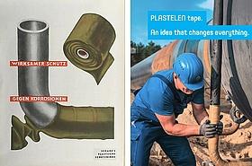 PLASTELEN tape