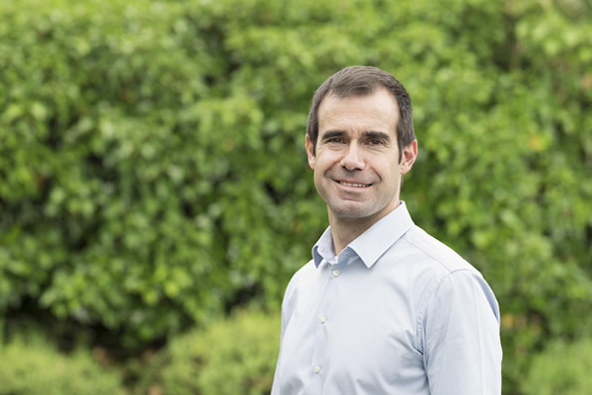 Marco Hamawi, Vertriebsleiter in Spanien