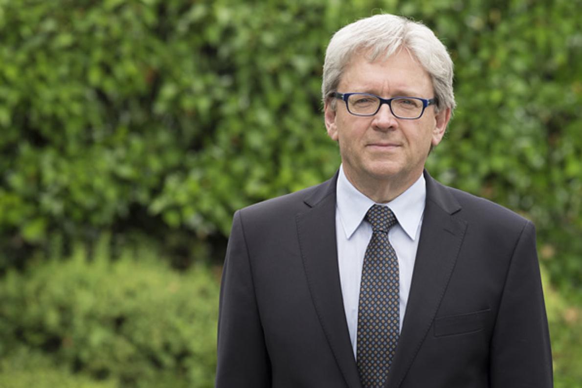 Michael Schweiger, Vertriebsleiter in Österreich